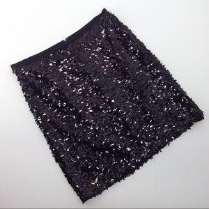 Ann Taylor beaded skirt